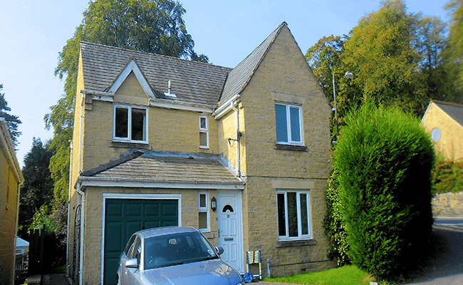 Small home in Glossop